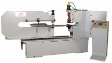 Circular shears and Flanging machine