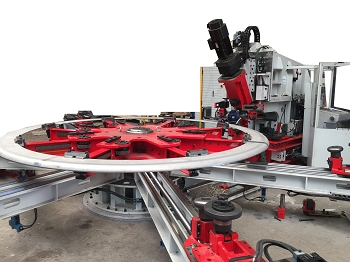 Machine for Expansion joints